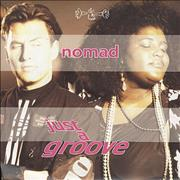 Click here for more info about 'Nomad - Just A Groove'