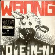 Click here for more info about 'Nomeansno - Wrong'