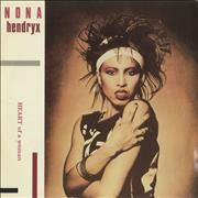 Click here for more info about 'Nona Hendryx - Heart Of A Woman'