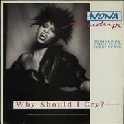 Click here for more info about 'Nona Hendryx - Why Should I Cry? (Boo Hoo Mix)'