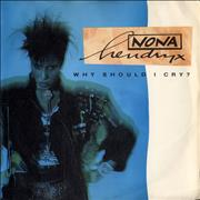 Click here for more info about 'Nona Hendryx - Why Should I Cry?'