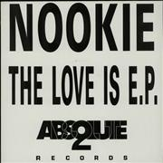 Click here for more info about 'Nookie - The Love Is E.P.'
