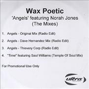 Click here for more info about 'Norah Jones - Angels - The Mixes'