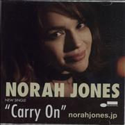 Click here for more info about 'Norah Jones - Carry On'
