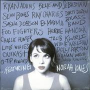 Click here for more info about 'Norah Jones - ...Featuring - Sealed'