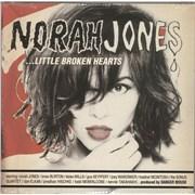 Click here for more info about 'Norah Jones - Little Broken Hearts - 180gm White Vinyl - Sealed'
