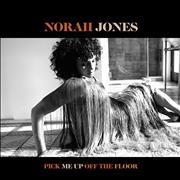 Click here for more info about 'Norah Jones - Pick Me Up Off The Floor - Black & White Vinyl'