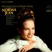 Click here for more info about 'Norma Jean - Heaven's Just a Prayer Away - Orange Label'