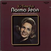 Click here for more info about 'Norma Jean - It's Time For Norma Jean'