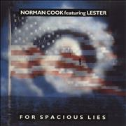 Click here for more info about 'Norman Cook - For Spacious Lies'