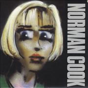 Click here for more info about 'Norman Cook - Won't Talk About It'