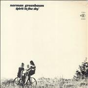 Click here for more info about 'Norman Greenbaum - Spirit In The Sky - 2-colour Label - EX'