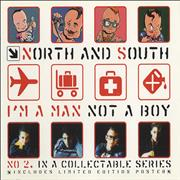 Click here for more info about 'North & South - I'm A Man Not A Boy'
