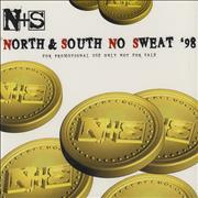 Click here for more info about 'North & South - No Sweat '98'