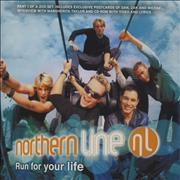 Click here for more info about 'Northern Line - Run For Your Life'