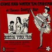 Click here for more info about 'Norton York Trio - Come And Watch 'em Can-Can'