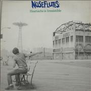 Click here for more info about 'Noseflutes - Heartache Is Irresistible EP'