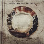 Nothing But Thieves Ban All The Music UK CD-R acetate Promo