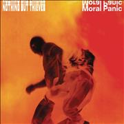Nothing But Thieves Moral Panic - Neon Yellow UK vinyl LP