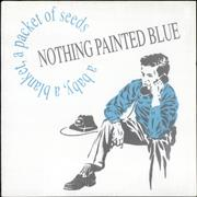 Click here for more info about 'Nothing Painted Blue - A Baby, A Blanket, A Packet Of Seeds'