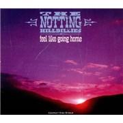 The Notting Hillbillies Feel Like Going Home UK CD single