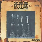 The Notting Hillbillies Missing... On Tour 1990 UK tour programme