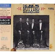 The Notting Hillbillies Missing... Japan CD album
