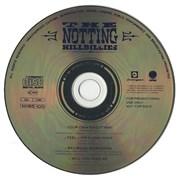 The Notting Hillbillies Your Own Sweet Way UK CD single Promo