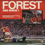 Click here for more info about 'Nottingham Forest FC - Forest Are Magic!'