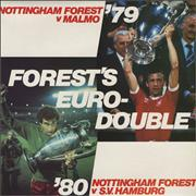 Click here for more info about 'Nottingham Forest FC - Forest's Euro Cup Double'