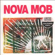 Click here for more info about 'Nova Mob - Shoot Your Way To Freedom - Lilac Vinyl'