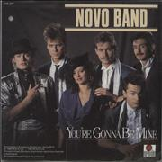 Click here for more info about 'Novo Band - You're Gonna Be Mine'