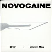 Click here for more info about 'Novocaine - Brain/ Modern Man'