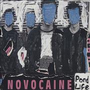 Click here for more info about 'Novocaine - Pond Life'