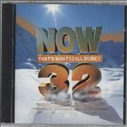 Click here for more info about 'Now That's What I Call Music - Now That's What I Call Music 32'