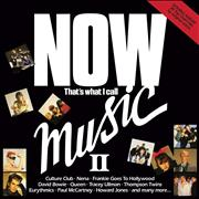 Click here for more info about 'Now That's What I Call Music - Now That's What I Call Music II - Sealed'