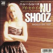Click here for more info about 'Nu Shooz - Should I Say Yes?'