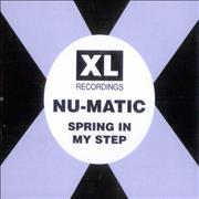 Click here for more info about 'Nu-Matic - Spring In My Step'