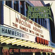 Click here for more info about 'Nuclear Assault - Live At The Hammersmith Odeon'