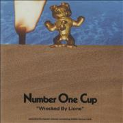Click here for more info about 'Number One Cup - Wrecked By Lions'