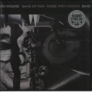 Click here for more info about 'Nurse With Wound - Noinge - RSD 16 - Orange Vinyl + Sealed'