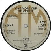 Click here for more info about 'Nutz - One More Cup Of Coffee'