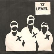 Click here for more info about 'O Level - We Love Malcolm EP - black & white p/s'