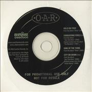 O.A.R (Of A Revolution) Sampler USA CD single Promo