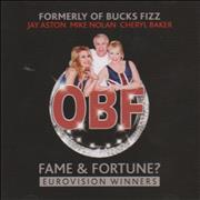 Click here for more info about 'OBF - Fame & Fortune?'