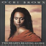 Click here for more info about 'O'Chi Brown - Two Hearts Beating As One'