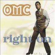 Click here for more info about 'OMC - Right On'