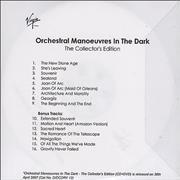 Click here for more info about 'Orchestral Manoeuvres In The Dark - Architecture & Morality - The Collector's Edition'