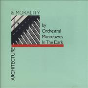 Click here for more info about 'Orchestral Manoeuvres In The Dark - Architecture & Morality'