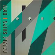 Click here for more info about 'Orchestral Manoeuvres In The Dark - Dazzle Ships - EX'